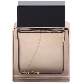 Calvin Klein Euphoria Gold Men Eau de Toilette pentru barbati 2