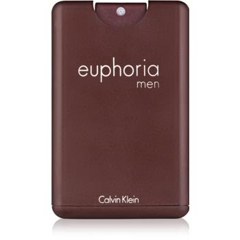 Calvin Klein Euphoria Men toaletní voda pro muže 20 ml cestovní balení