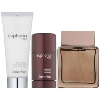 Calvin Klein Euphoria Men Intense Gift Set 2