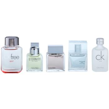 Calvin Klein Mini for Men zestaw upominkowy 2