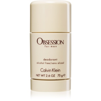 Calvin Klein Obsession for Men deostick pentru barbati 75 ml (spray fara alcool)(fara alcool)