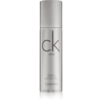 Fotografie Calvin Klein CK One deodorant s rozprašovačem unisex 150 g