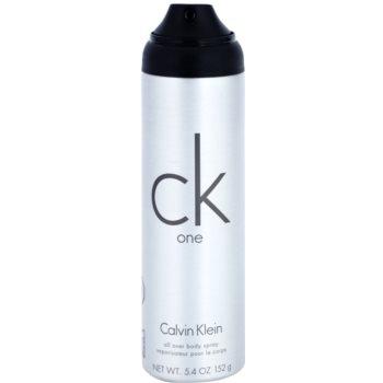 Calvin Klein CK One Deo-Spray unisex 1