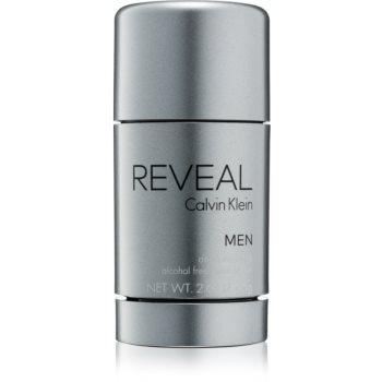Calvin Klein Reveal deostick pentru barbati 75 g (spray fara alcool)(fara alcool)