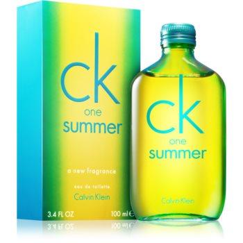 Calvin Klein CK One Summer 2014 Eau de Toilette unisex 1