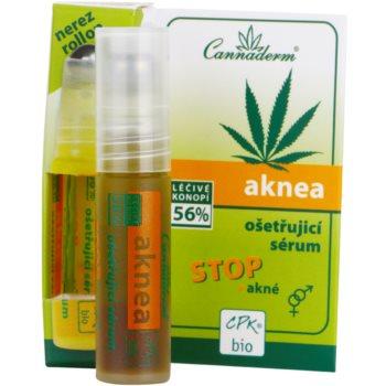 Cannaderm Aknea sérum de cuidado antiacne 2