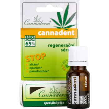 Cannaderm Cannadent відновлююча сироватка 1