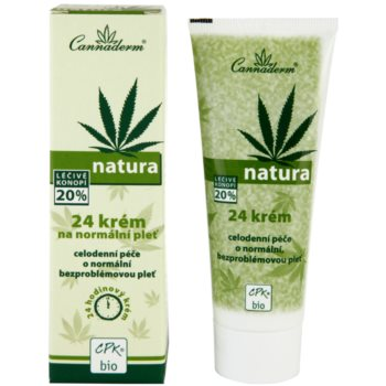 Cannaderm Natura creme para pele normal 2
