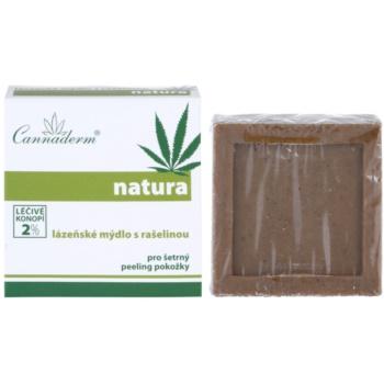 Cannaderm Natura sabonete de spa com turfa 2