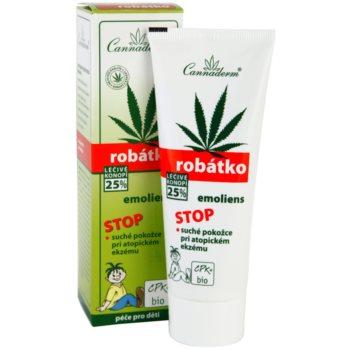 Cannaderm Robatko creme para eczema atópico 1