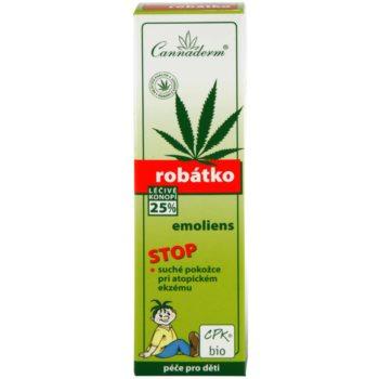 Cannaderm Robatko creme para eczema atópico 3