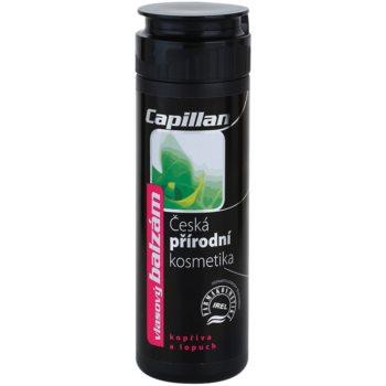 Capillan Hair Care балсам за коса за по-лесно разресване на косата