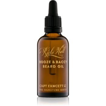 Captain Fawcett Ricki Hall´s ulei pentru barba