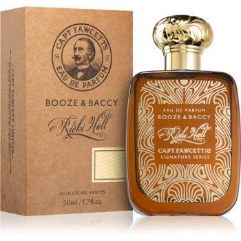 Captain Fawcett Booze & Baccy Ricki Hall eau de parfum pentru barbati