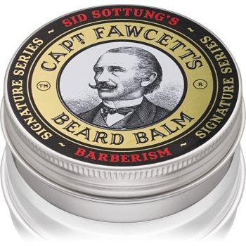 captain fawcett sid sattung balsam pentru barba