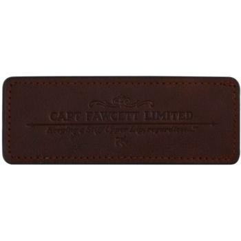 Captain Fawcett Accessories kožené pouzdro na hřeben (CF.82T)