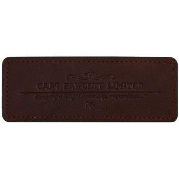 Captain Fawcett Accessories carcasa de piele On A Ridge poza noua