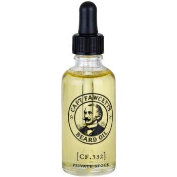 Fotografie Captain Fawcett Beard Oil olej na vousy 50 ml