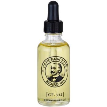 Captain Fawcett Beard Oil олійка для бороди