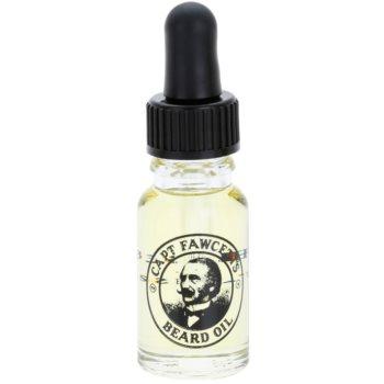 Fotografie Captain Fawcett Beard Oil olej na vousy 10 ml