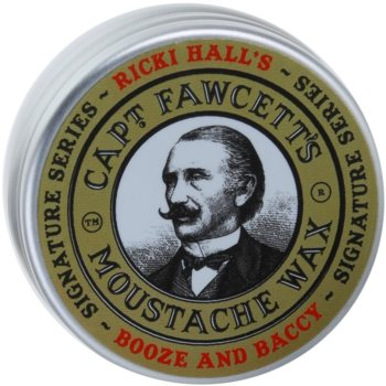 Captain Fawcett Ricki Hall´s віск для вусів 2