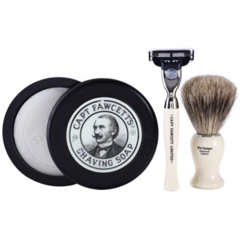Captain Fawcett Shaving coffret I. 1