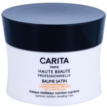 Carita Haute Beauté Professionnelle зволожуюча та поживна маска для сухого або пошкодженого волосся