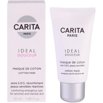 Carita Ideal Douceur máscara facial calmante para pele sensível 1
