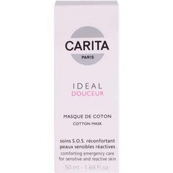 Carita Ideal Douceur máscara facial calmante para pele sensível 2