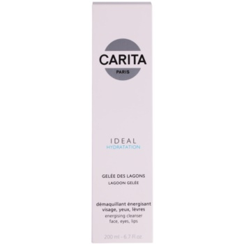 Carita Ideal Hydratation Energie-Reinigungsgel für Gesicht und Augen 2