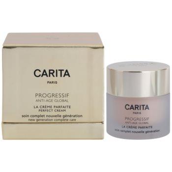 Carita Progressif Anti-Age Global завършваща подмладяваща грижа за всички типове кожа на лицето 2