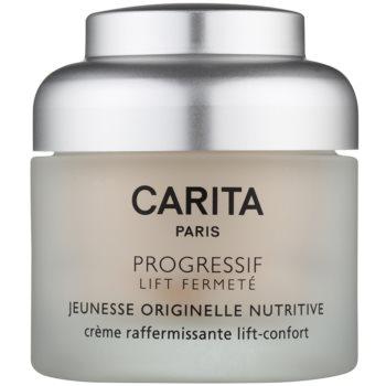 Carita Progressif Lift Fermeté crema pentru fata cu efect de intinerire pentru piele foarte uscata