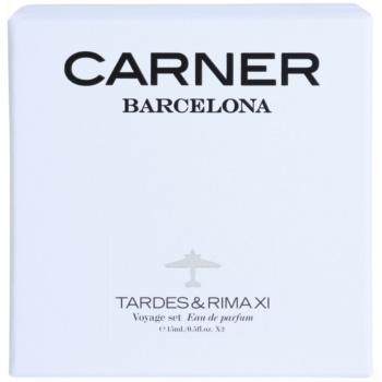 Carner Barcelona Voyage Set подаръчен комплект 5
