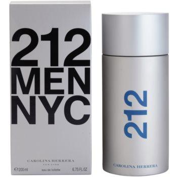 Carolina Herrera 212 NYC Men woda toaletowa dla mężczyzn