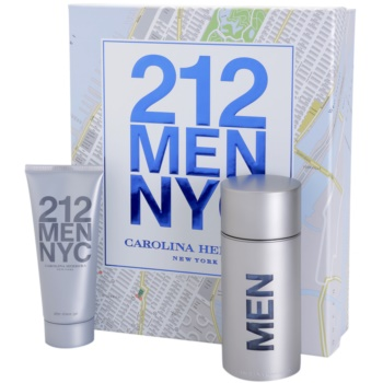 Carolina Herrera 212 NYC Men Gift Set