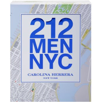 Carolina Herrera 212 NYC Men Gift Set 3