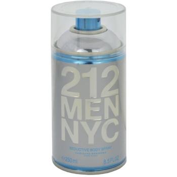 Carolina Herrera 212 NYC Men спрей за тяло за мъже
