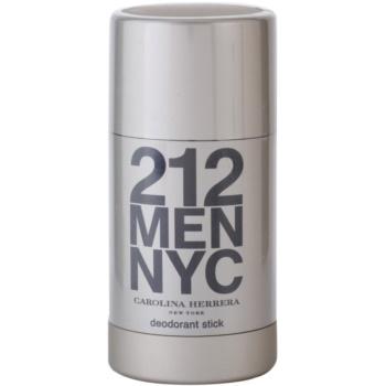 Fotografie Carolina Herrera 212 NYC Men deostick pro muže 75 ml