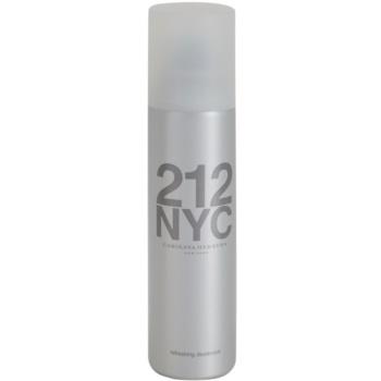 Fotografie Carolina Herrera 212 NYC deospray pro ženy 150 ml