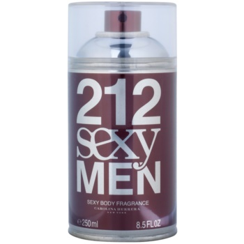 Carolina Herrera 212 Sexy Men Body Spray for Men