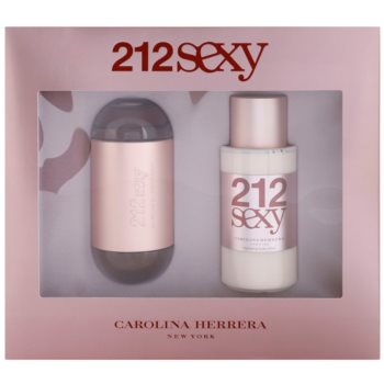 Carolina Herrera 212 Sexy подарунковий набір