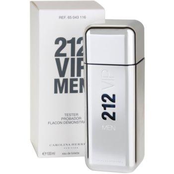Carolina Herrera 212 VIP Men туалетна вода тестер для чоловіків 2