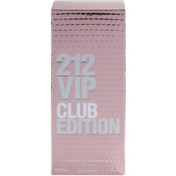 Carolina Herrera 212 VIP Club Edition Eau de Toilette pentru femei 4