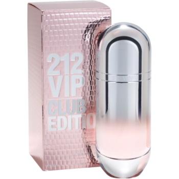 Carolina Herrera 212 VIP Club Edition Eau de Toilette pentru femei 1