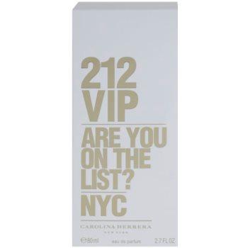 Carolina Herrera 212 VIP Eau de Parfum für Damen 4