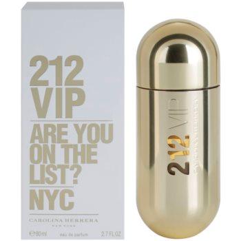 Carolina Herrera 212 VIP Eau de Parfum für Damen
