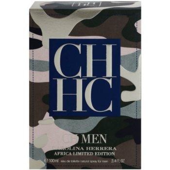 Carolina Herrera CH CH Men Africa Eau de Toilette para homens 4