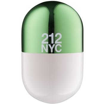 Carolina Herrera 212 NYC Pills eau de toilette pentru femei 20 ml