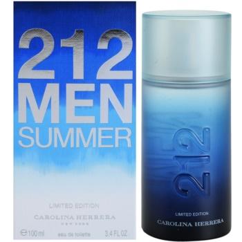 Carolina Herrera 212 Men Summer toaletní voda pro muže