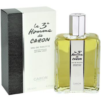 Caron Le 3 Homme Eau de Toilette pentru barbati 125 ml